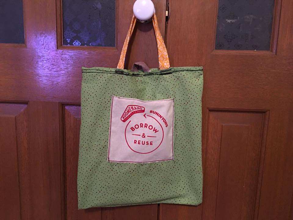 2017 06 27 Bag in use